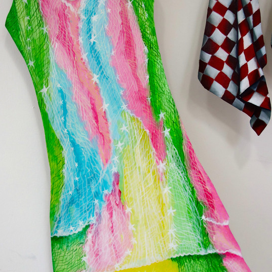 My walking dress