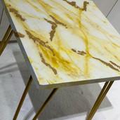 Pop art tables 49x49x55