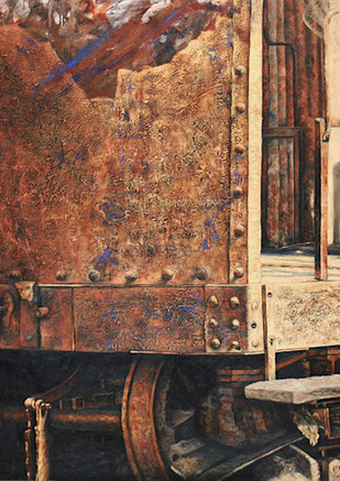 Roxana Werner Tren Pampino Oil on canvas 112x132 cm .jpg