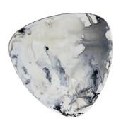 Grey Marble mixed media