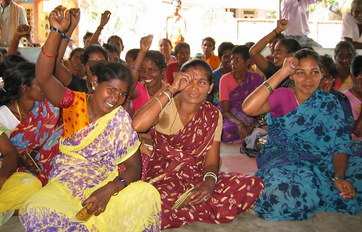 The Center For Community Economic Development in India