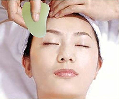 Jade Gua Sha Face Massage