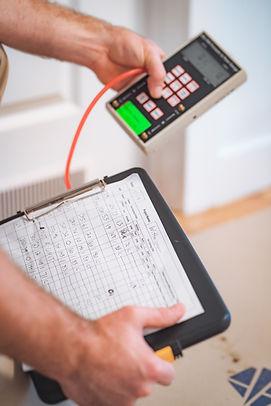 Building Diagnostics or Energy Consultin
