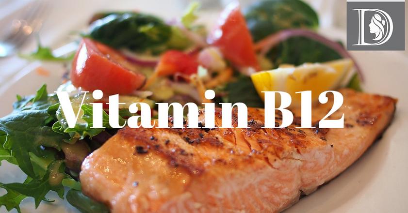 Vitamin B12 at DermalEssence