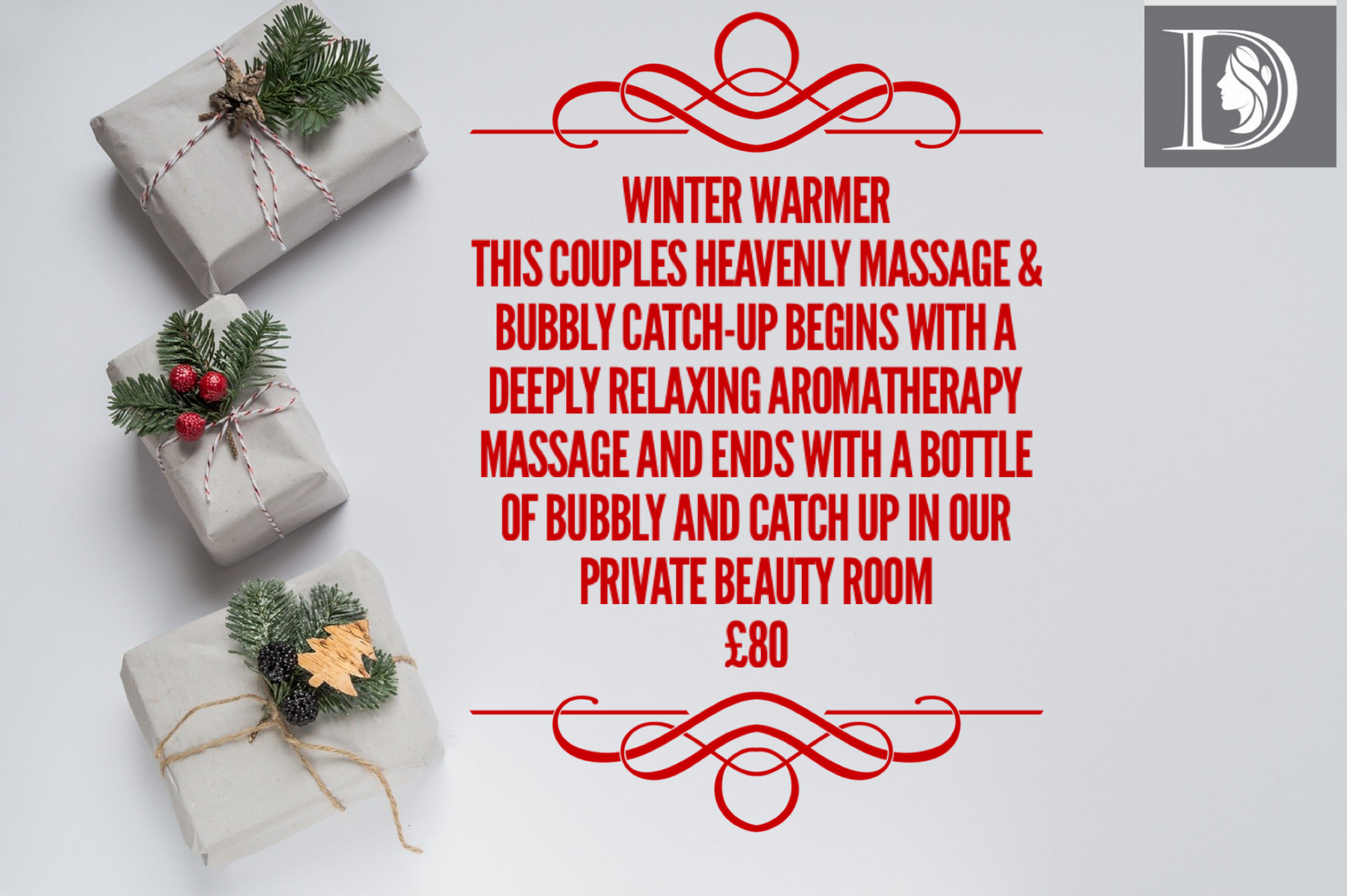 Winter Warmer at DermalEssence
