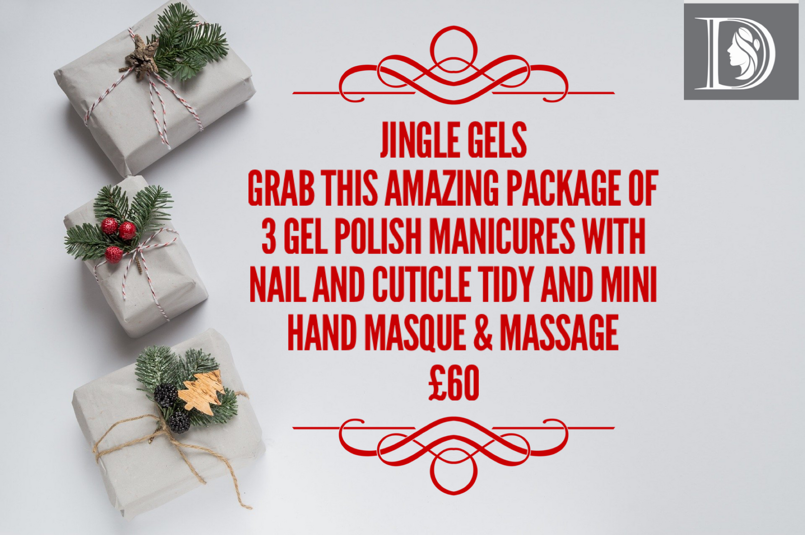 Jingle Gels Christmas 2020 Advent Event