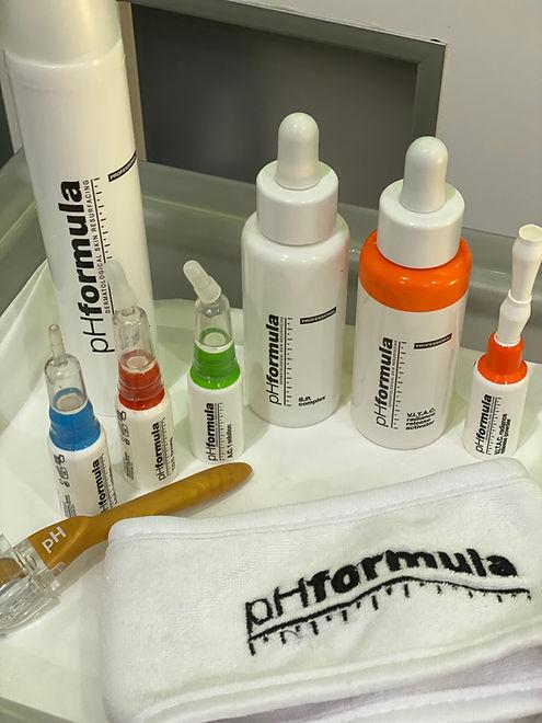 pHformula at DermalEssence