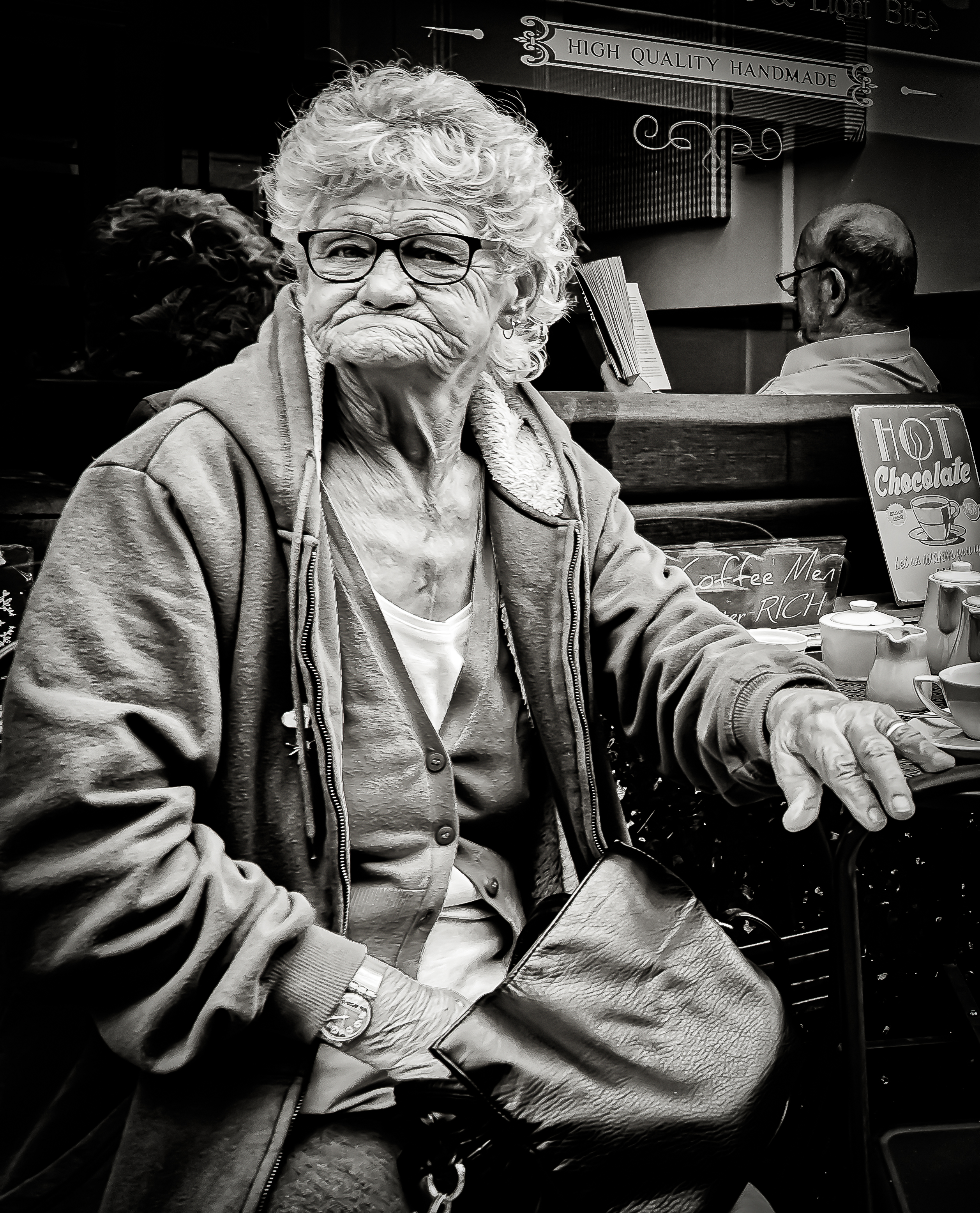 Peter Degnan - Old Lady, Tewkesbury-1