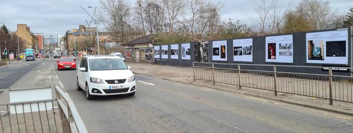 Eglinton st a street photography 16 x 4s
