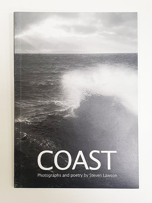 Coast, photography and Poetry by Steven Lawson