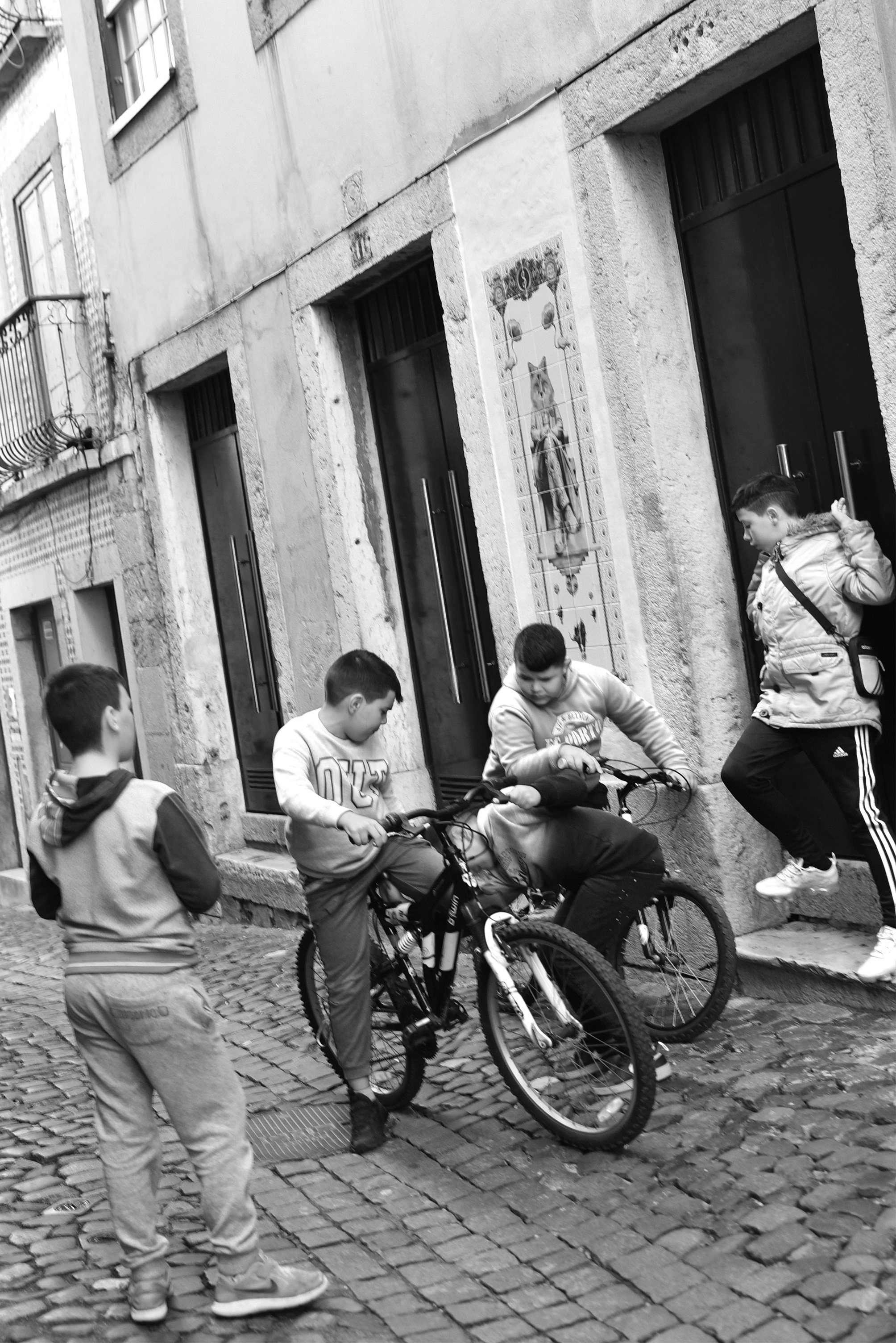 Anne_FOSSIER - Children of Fado district