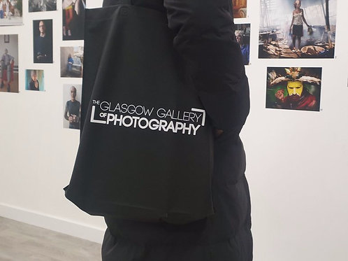 Glasgow Gallery of Photography Tote Bag