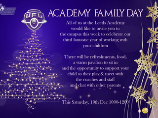 ACADEMY Family Day