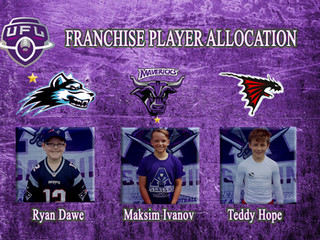 FRANCHISE PLAYER ALLOCATION