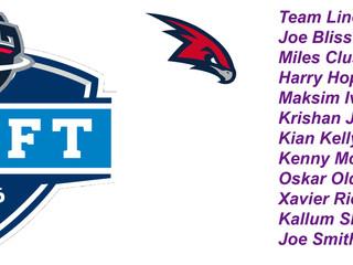 Hawks Draft