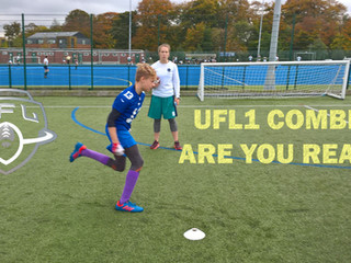 UFL Combine Results