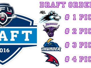 UFL Draft Seedings