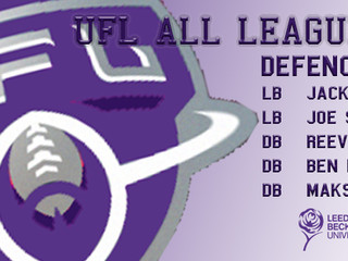 UFL PRO BOWL: ALL LEAGUE DEFENCE