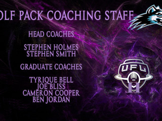 MEET THE COACHES - WOLF PACK