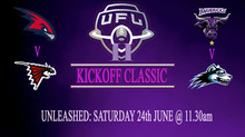 UFL II KICKOFF CLASSIC & SEASON FIXTURES RELEASED