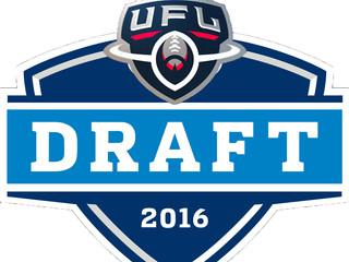 UFL Draft This Week