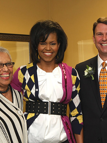 Constance Berry Newman Michelle Obama an