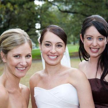 Bridal Party Makeups