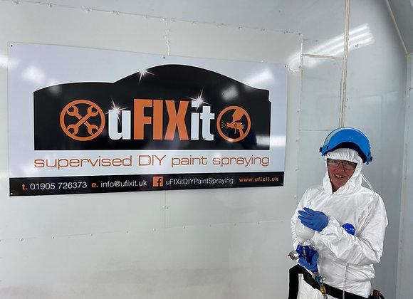 PPE Kit & Spray Gun Hire