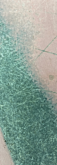 Porous fibre glass