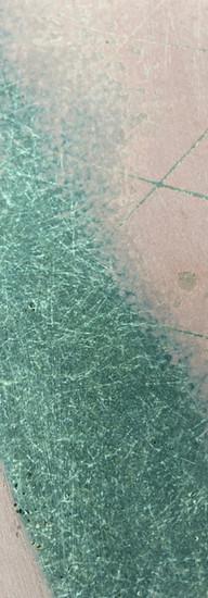 Porous fibre glass