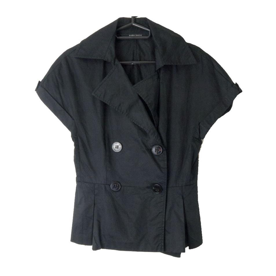 ZARA BASIC | Short Sleeve Jacket