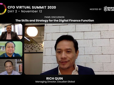 Cloudian Global Presents at the first ever CFO Virtual Summit