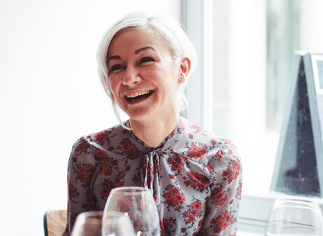 Meet the lady who's going to run the show at our new restaurant in Covent Garden