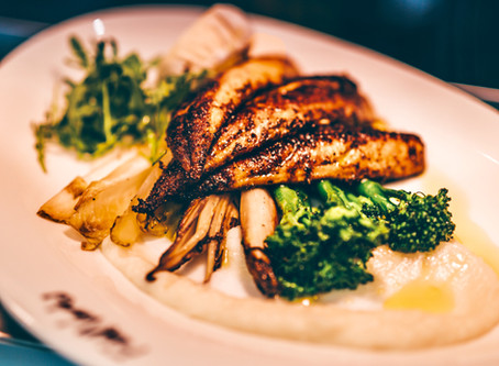 Time to indulge without feeling stuffed! Our January Fresh menu is back with some delicious lighter
