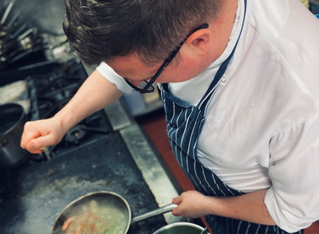 New Head Chef Chris talks sustainability, creativity and what's to come in 2020