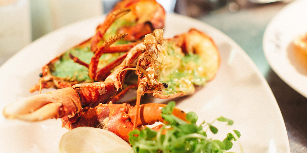Lobster Dinner with paired wines