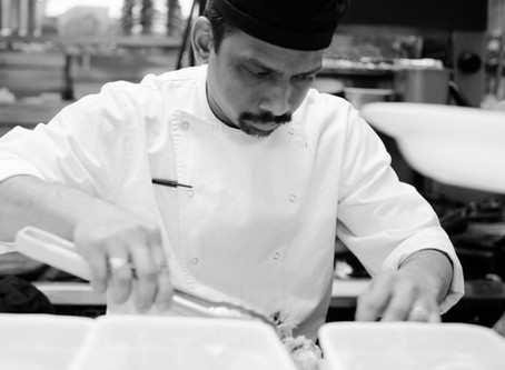 From Mumbai to London, Head Chef Sameer talks about his FishWorks journey and passion for seafood