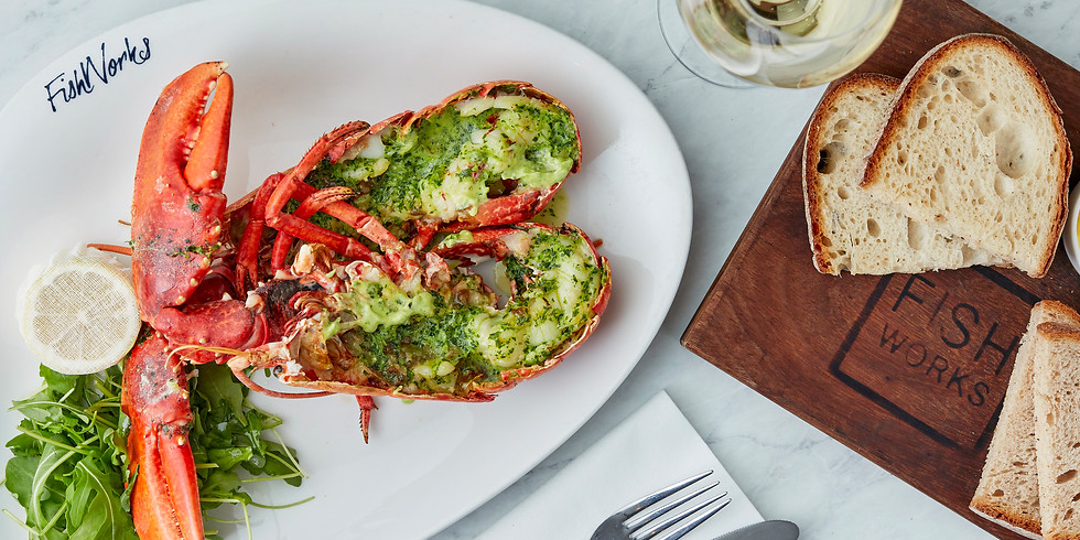 Lobster Dinner with paired wines- Sept 2020