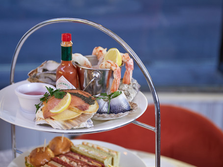 The best Afternoon tea in London, but with a twist!