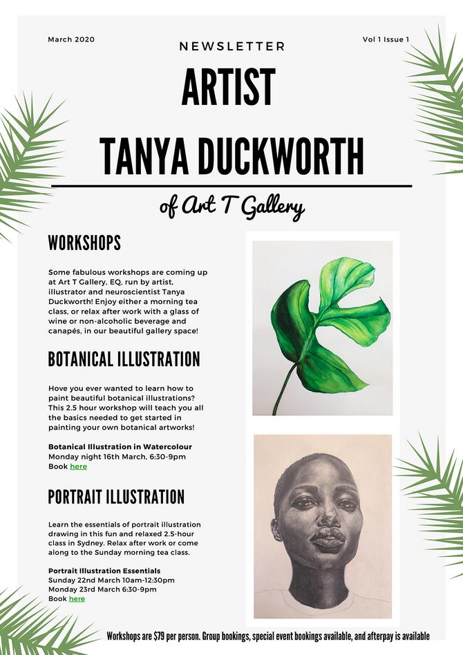 Workshops & Endo Illustrated