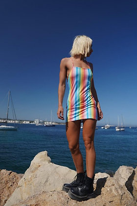 "The ""Stripe"" Mini Dress"