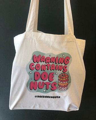 """""""DOENUTS"""" Tote Bag"""