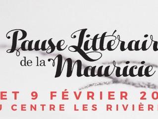 Pause littéraire de la Mauricie