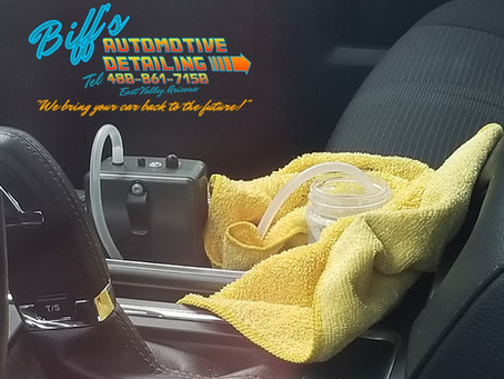 How We Effectively Kill Germs In Your Car