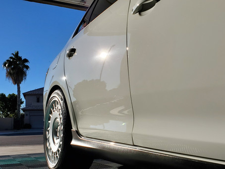 Cleaning Your Car - Making Maintenance Resolutions