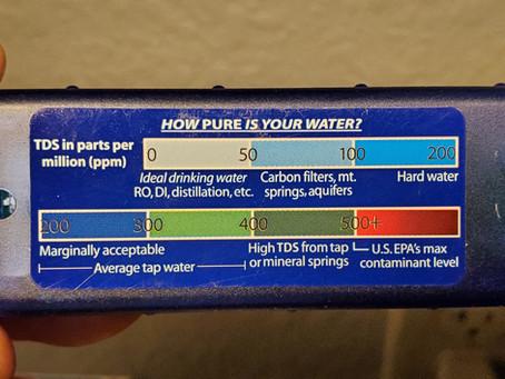 Why Do We Use Deionized Water?