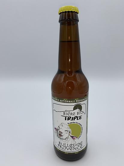 Biere Triple BIO
