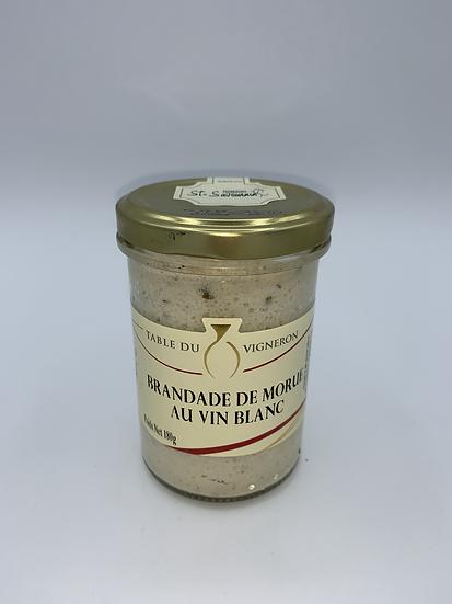 Brandade de Morue au Vin Blanc