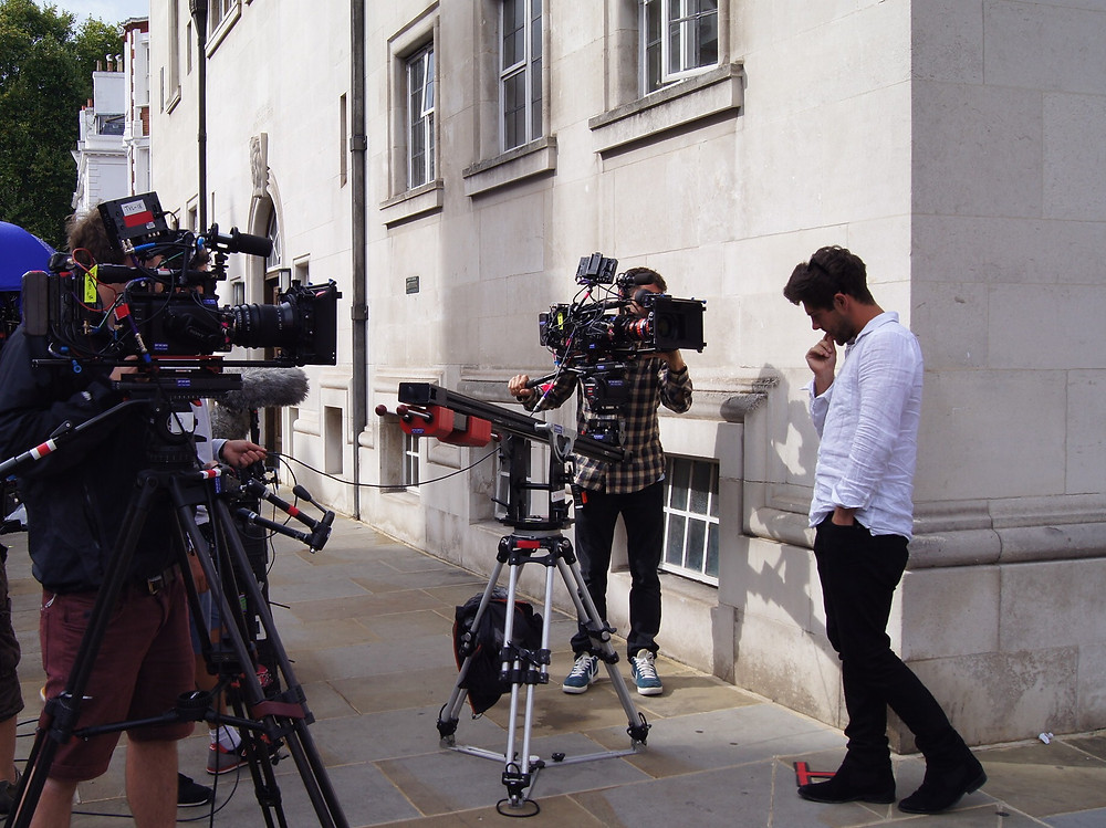 On location with Made in Chelsea