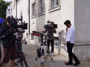 Christopher Potts Promotes Understanding Via Television